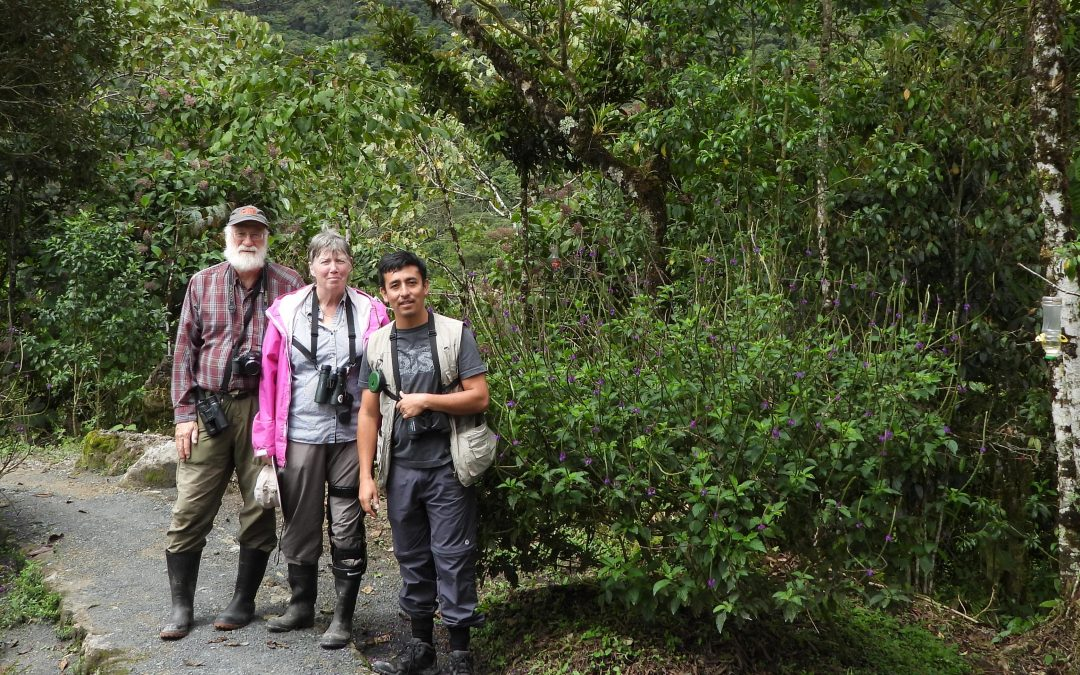 Birds, orchids and archeology: an expedition to northern Peru